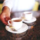 этикет кофе